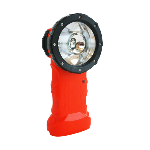 Brightstar Right Angle LED Rechargeable Torch