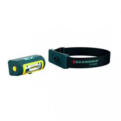 SCANGRIP EX-VIEW Rechargeable Headlamp