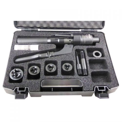 HEAVY DUTY HYDRAULIC PUNCH KIT 20-32MM
