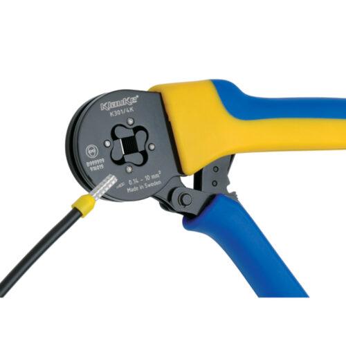 Klauke K3014K Self-Adjusting Crimp Tool