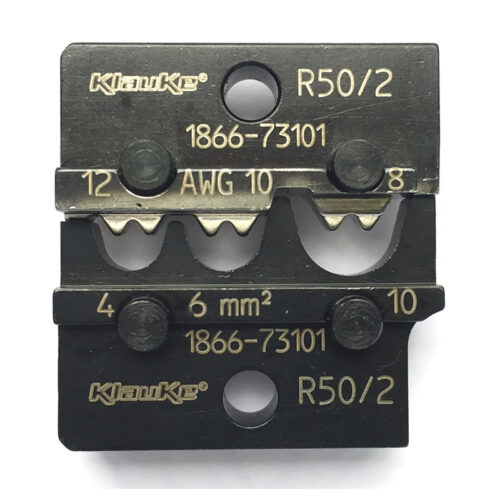 Klauke R502 Crimp Die Set