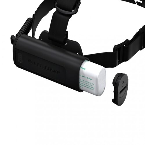 Ledlenser H15R Head Torch Core & Work