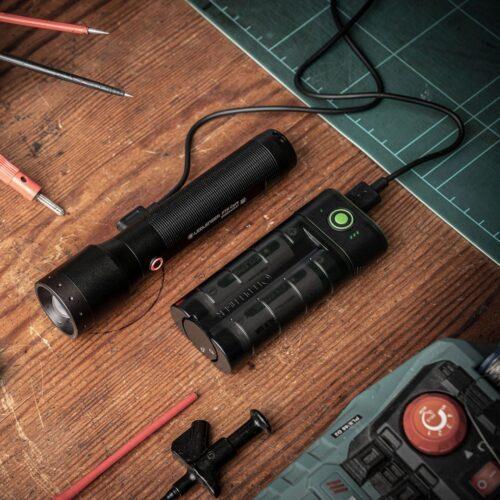 Ledlenser P7R Hand Torch (Core)