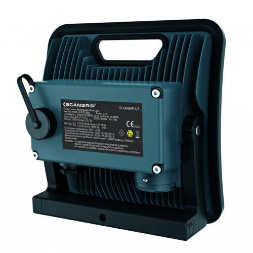 SCANGRIP NOVA EX-R ATEX Rated Rechargeable Worklight