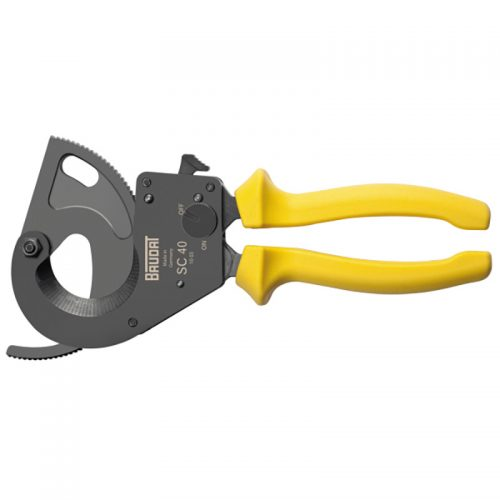 Ratchet Cable Cutter 40mm