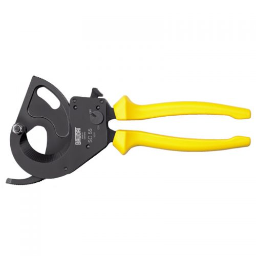RATCHET CABLE CUTTER 55mm